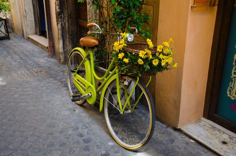Leve de fietsen!