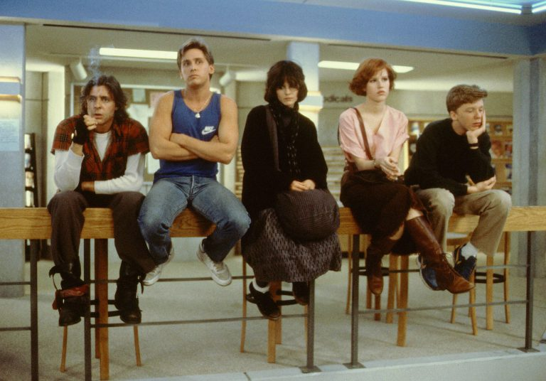 Netflixtip: The Breakfast Club