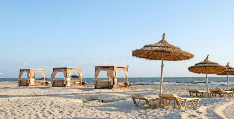 Relaxen op het Tunesische schiereiland Djerba
