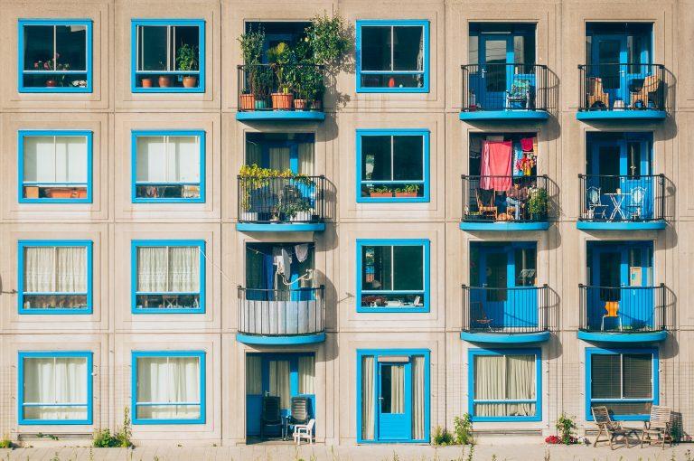 7 x leve de balkons