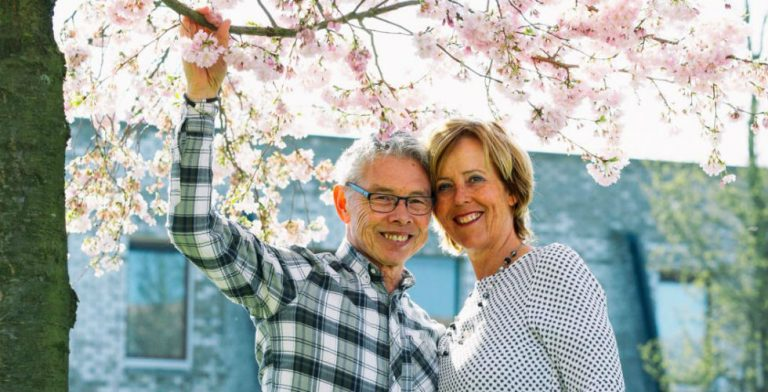 'Wie had gedacht? Een nieuwe liefde op mijn 62ste!'
