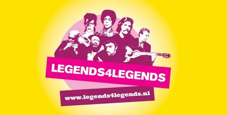 Een eerbetoon aan muzikale helden van vroeger