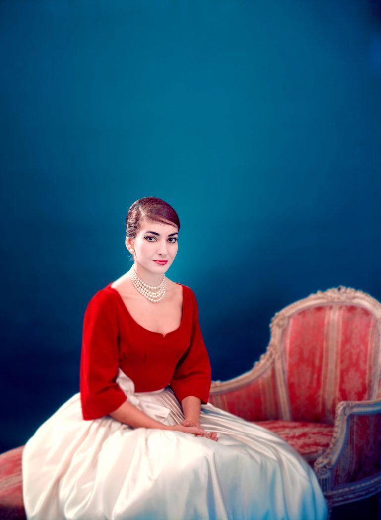 Muzikale kijktip: Maria by Callas