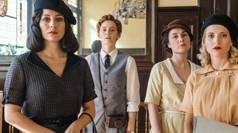 Nieuw op Netflix: slotseizoen Las chicas del cable