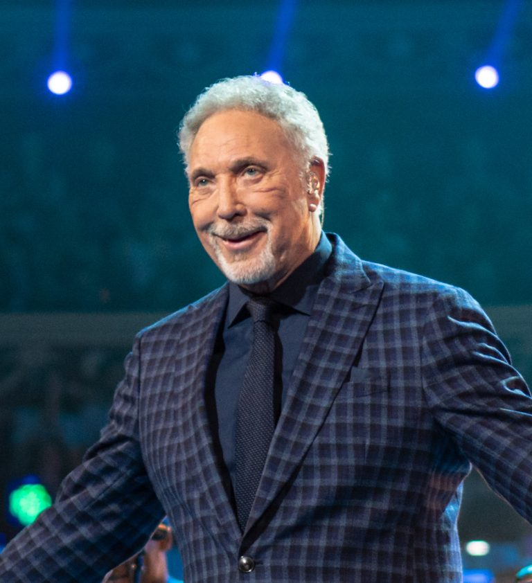 Sir Tom Jones is alweer 80
