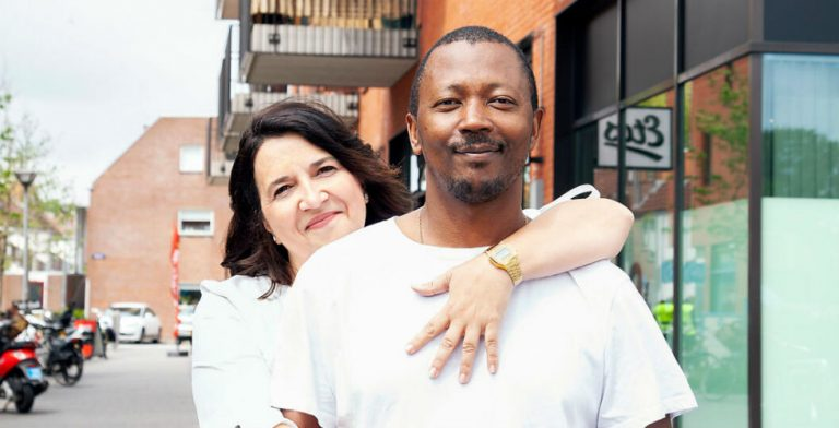 'Voor Martin heb ik mijn ouders, broer en mijn land achtergelaten'
