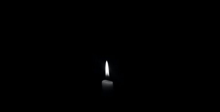 Bang in het donker