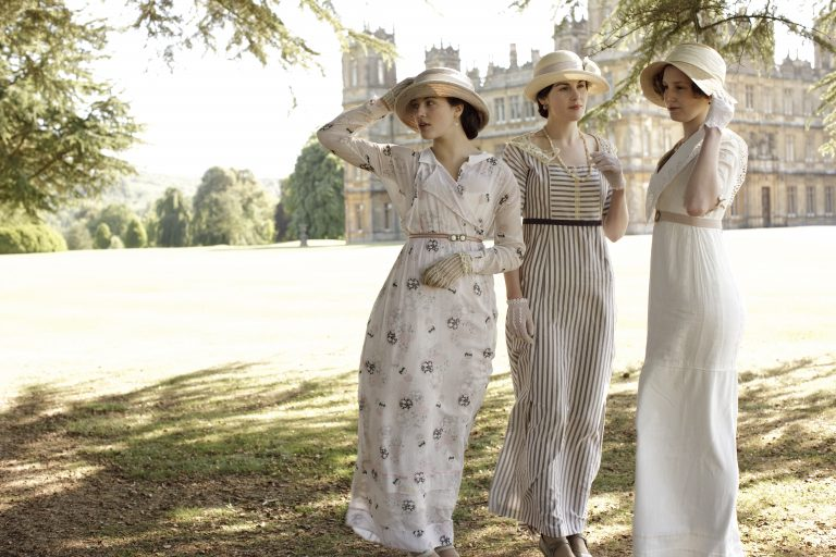 Downton Abbey seizoen 5 nu op BBC First