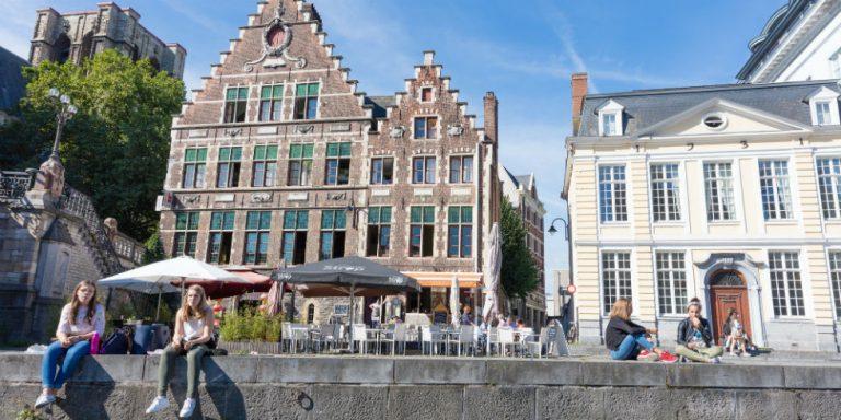 Nazomeren in Vlaanderen