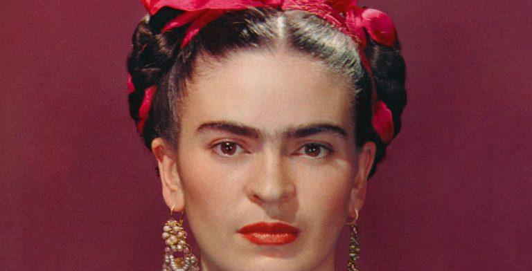 Frida Kahlo, de kunstenares