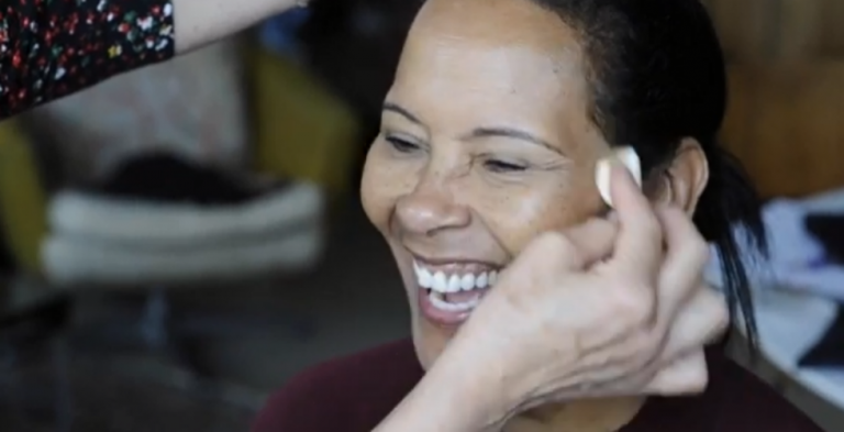 'Ik wil leren hoe je eyeliner moet opzetten'