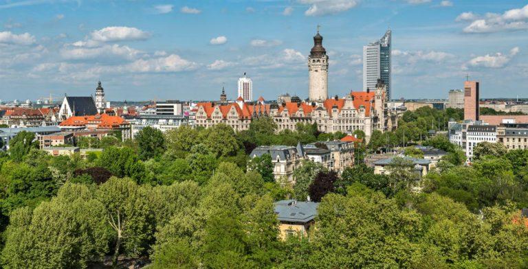 Ontdek metropool Leipzig!