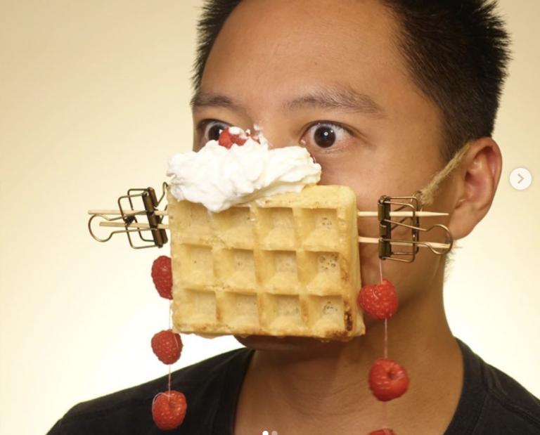 Van maaltijd tot mondmaskers
