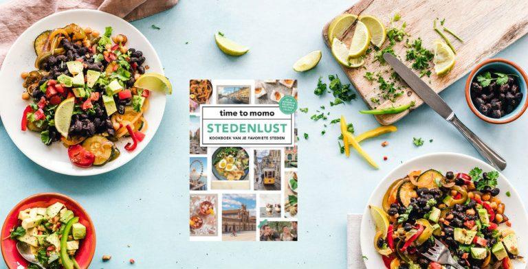 Win het prachtige kookboek Stedenlust
