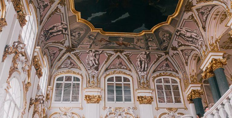 Tsaren en ridders in de Hermitage