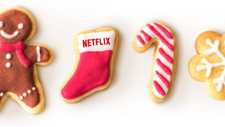 Zelf de slingers ophangen met Netflix