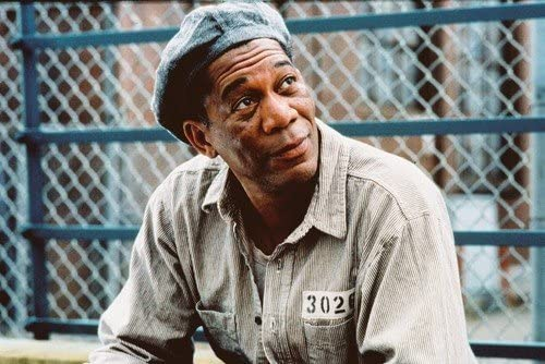 5 x kijken naar Morgan Freeman