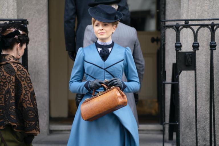 Vrouwelijke detectivetip: Miss Scarlett & The Duke
