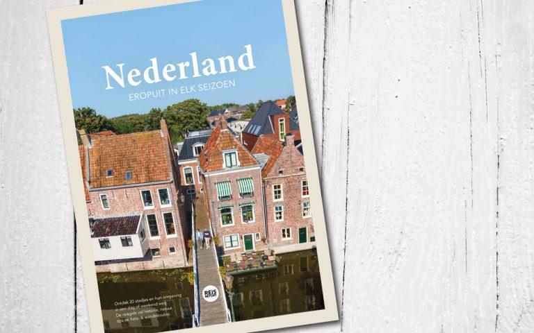 Winnen: het boek 'Nederland – Eropuit in elk seizoen'