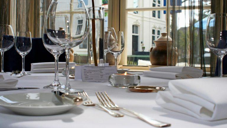 Culinair top-arrangement Kaatje bij de Sluis