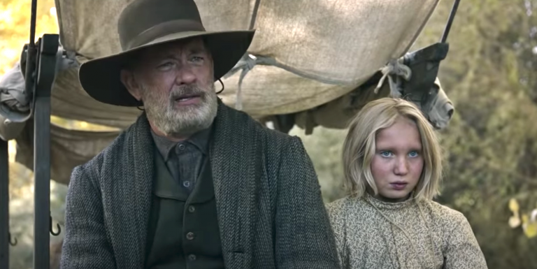 De eerste keer voor Tom Hanks: westernfilm News of the World