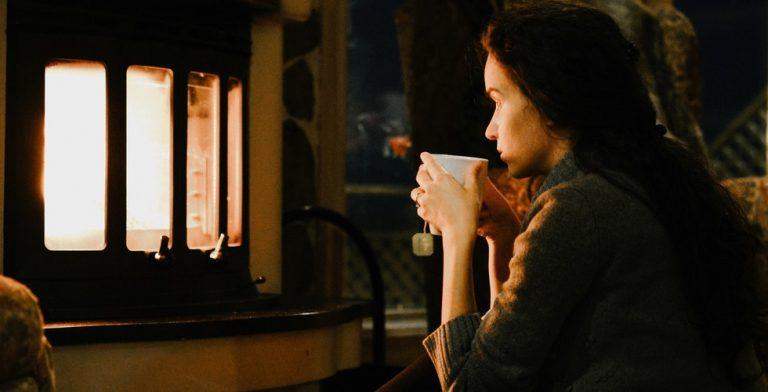 Lezen in de winterzon