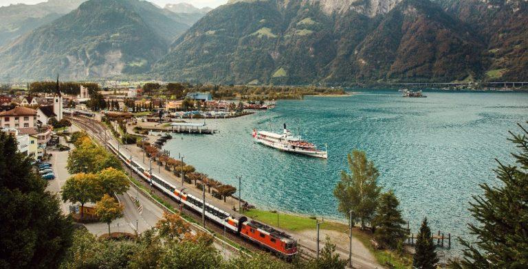 Ontdek Zwitserland per trein