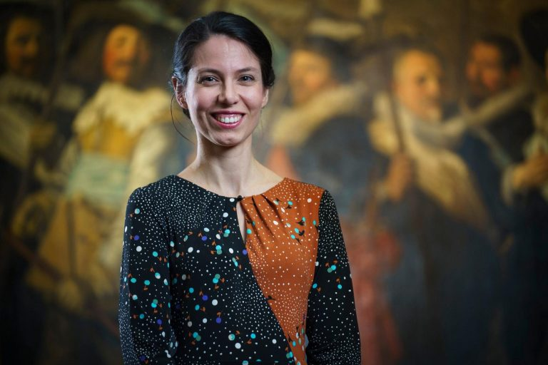 Online college over Frans Hals van Marrigje Rikken