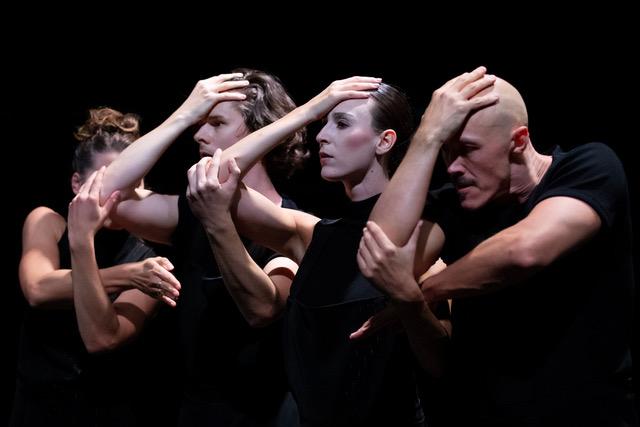 Het Scapino Ballet bij jou thuis met The Square recordings