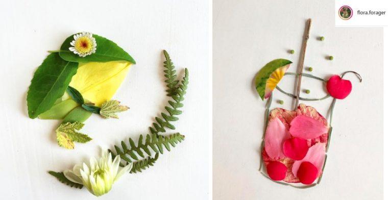 Bijzondere bloemsierkunst