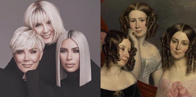 Kunstgeschiedenis in een modern jasje