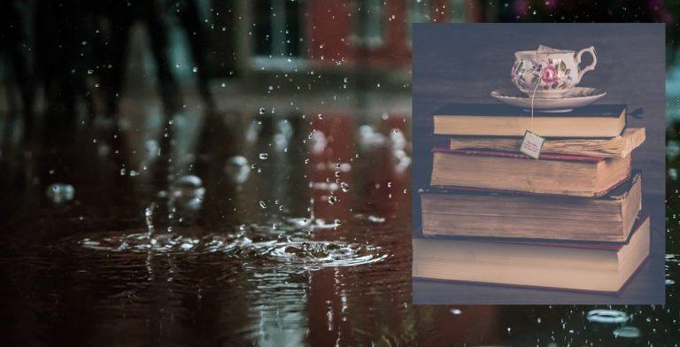Regen? Duik met deze boeken lekker weg in een grote stoel