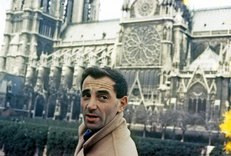 Intiem met Charles Aznavour