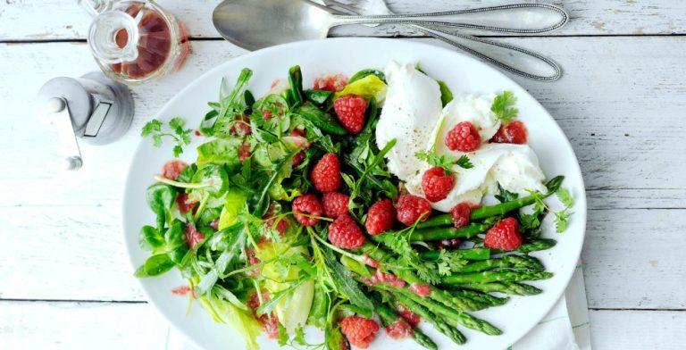 Een verrukkelijke zomerse salade