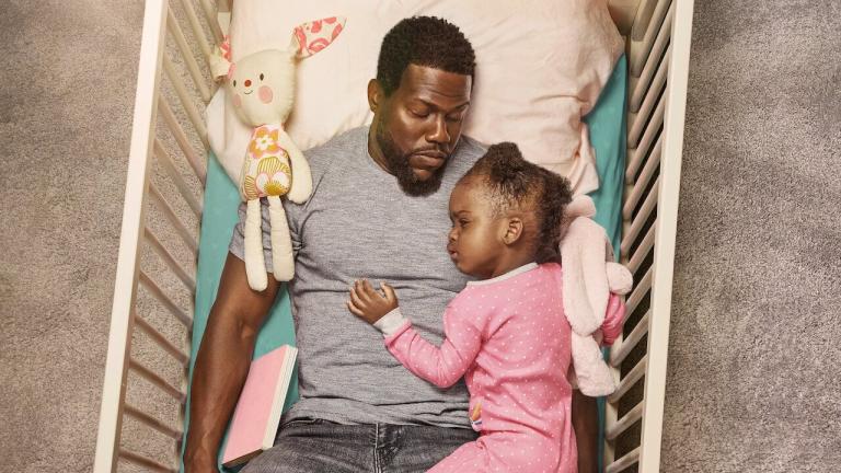 Kijktip op Vaderdag: Fatherhood met Kevin Hart