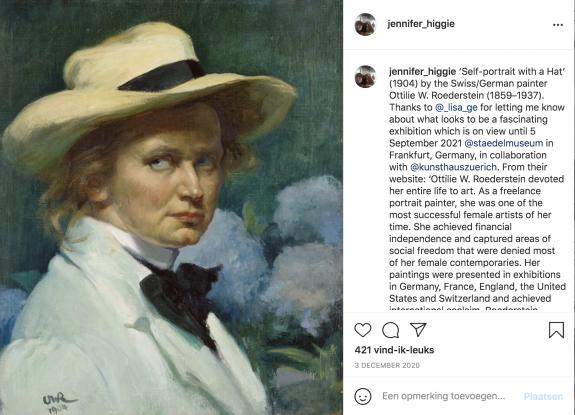 Vrouwen in de kunstgeschiedenis