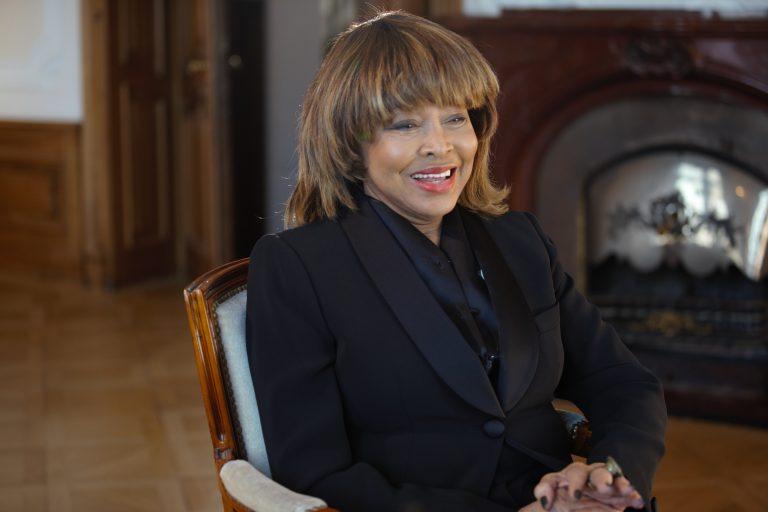 Tina, een portret van een icoon
