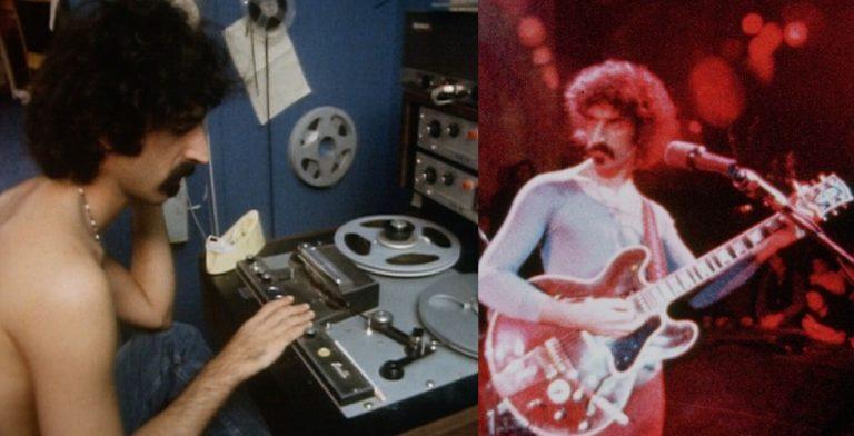 Frank Zappa als popcultuurfiguur en familieman