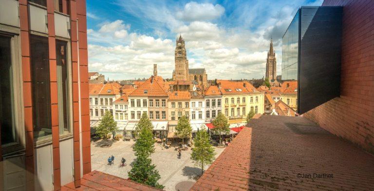 Een vip-bezoek aan de Vlaamse kunststeden