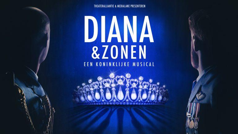 Koninklijke musicaltip: Diana & Zonen