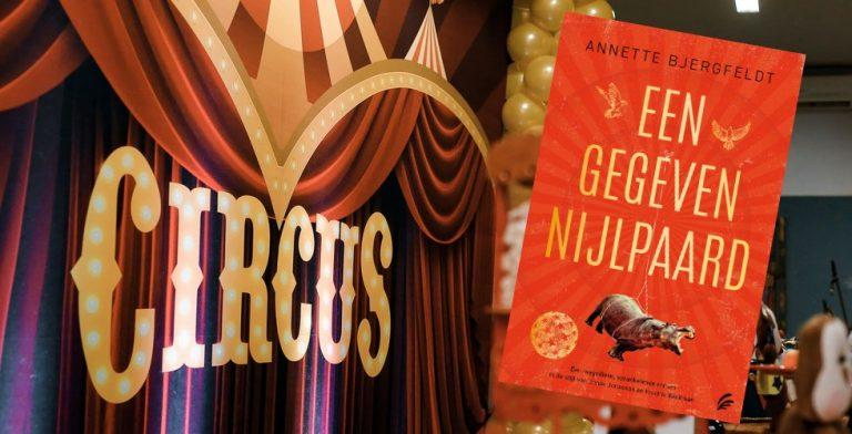 Win het populaire boek 'Een gegeven nijlpaard'