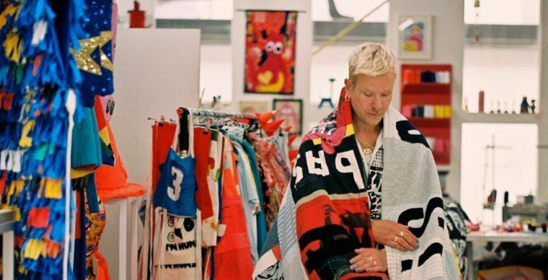 'Ik zie mode als een kunstvorm'