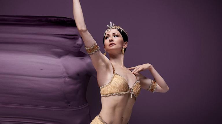 Spionne Mata Hari is weer terug op de planken