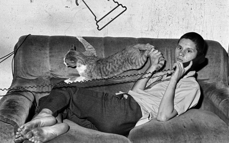Roger Ballen en zijn fascinatie voor de menselijke geest