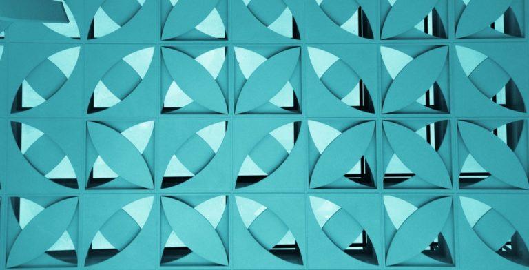 Schilderachtige Escher patronen