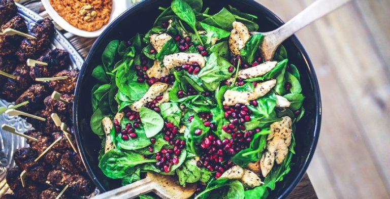 Drie heerlijke recepten op basis van spinazie