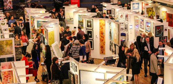uitg international art fair