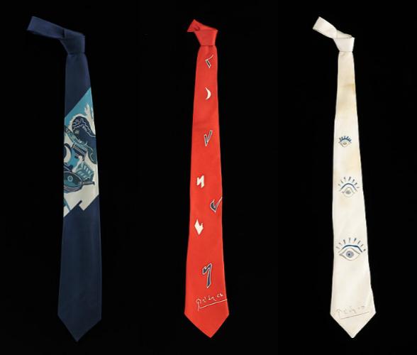 Met stropdas