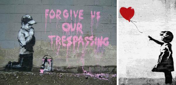 Banksy site 2