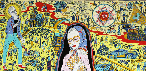 Tentoonstelling 2016 Grayson Perry